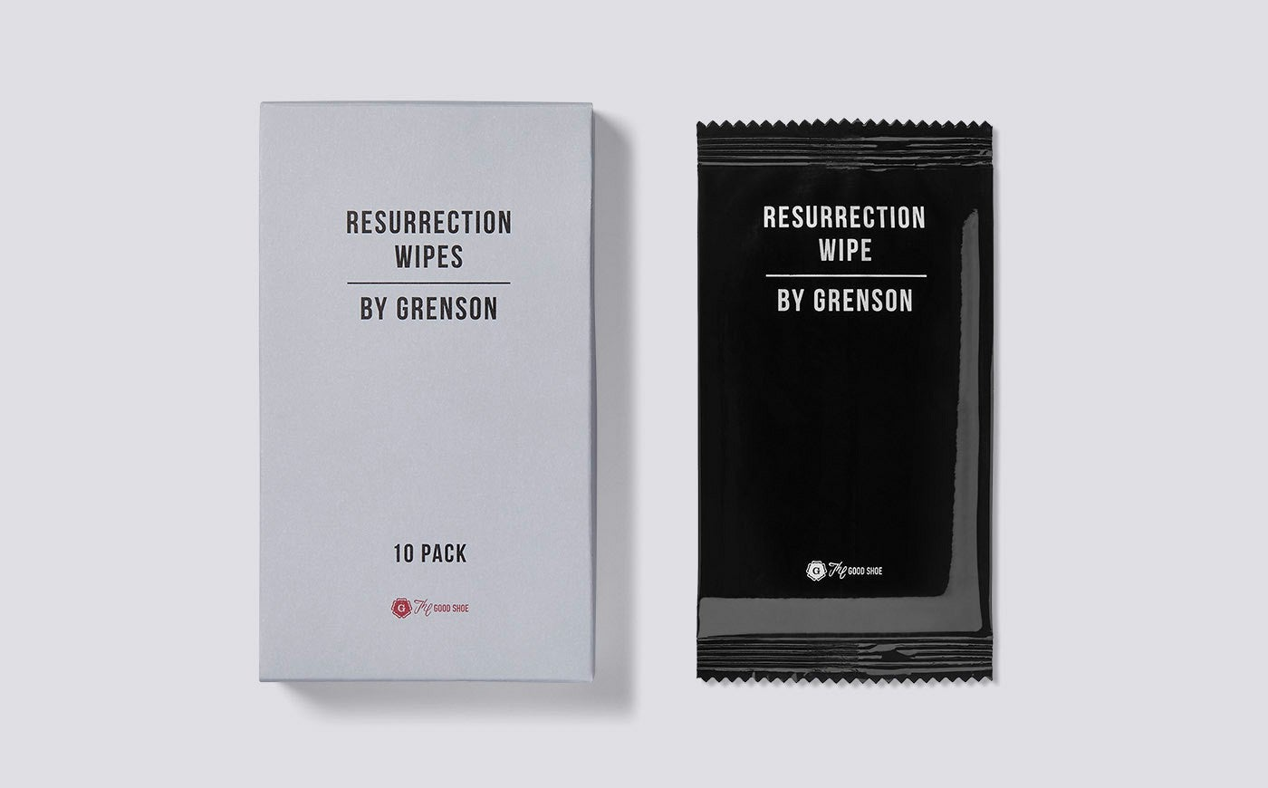 Limpeza Grenson Ressurection Wipes