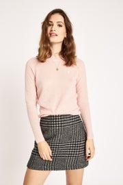Jack Wills Kinsley Raglan Crew Dame Sweater