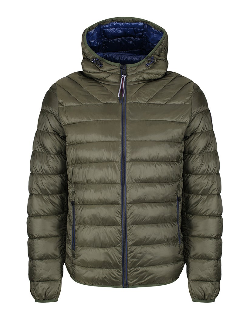Napapijri Aerons Hooded Men's Jacket