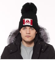 Moose Knuckles MooseFlag Toque Beanie