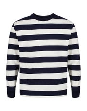 Armor Lux Striped Sweter