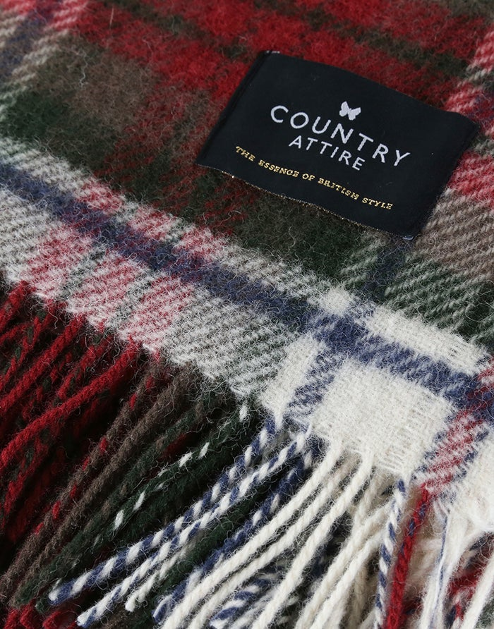 Country Attire Oxford Scarf