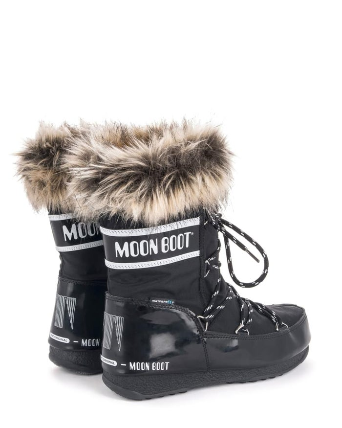 Moon Boot Monaco Low Women's Boots
