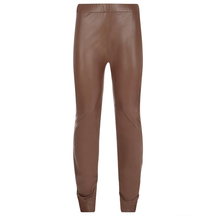 Troy London Stretch Leather Kvinner Leggings
