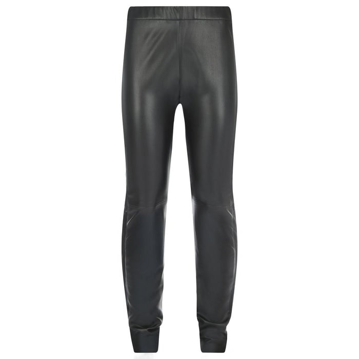 Troy London Stretch Leather Women's Leggings