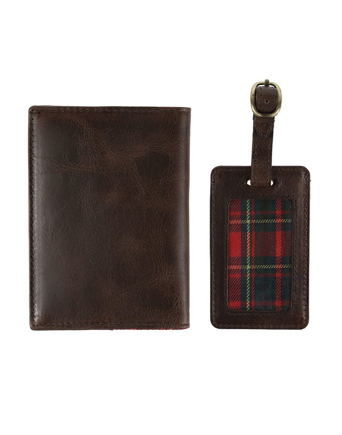 Country Attire Bromley Luggage Tag