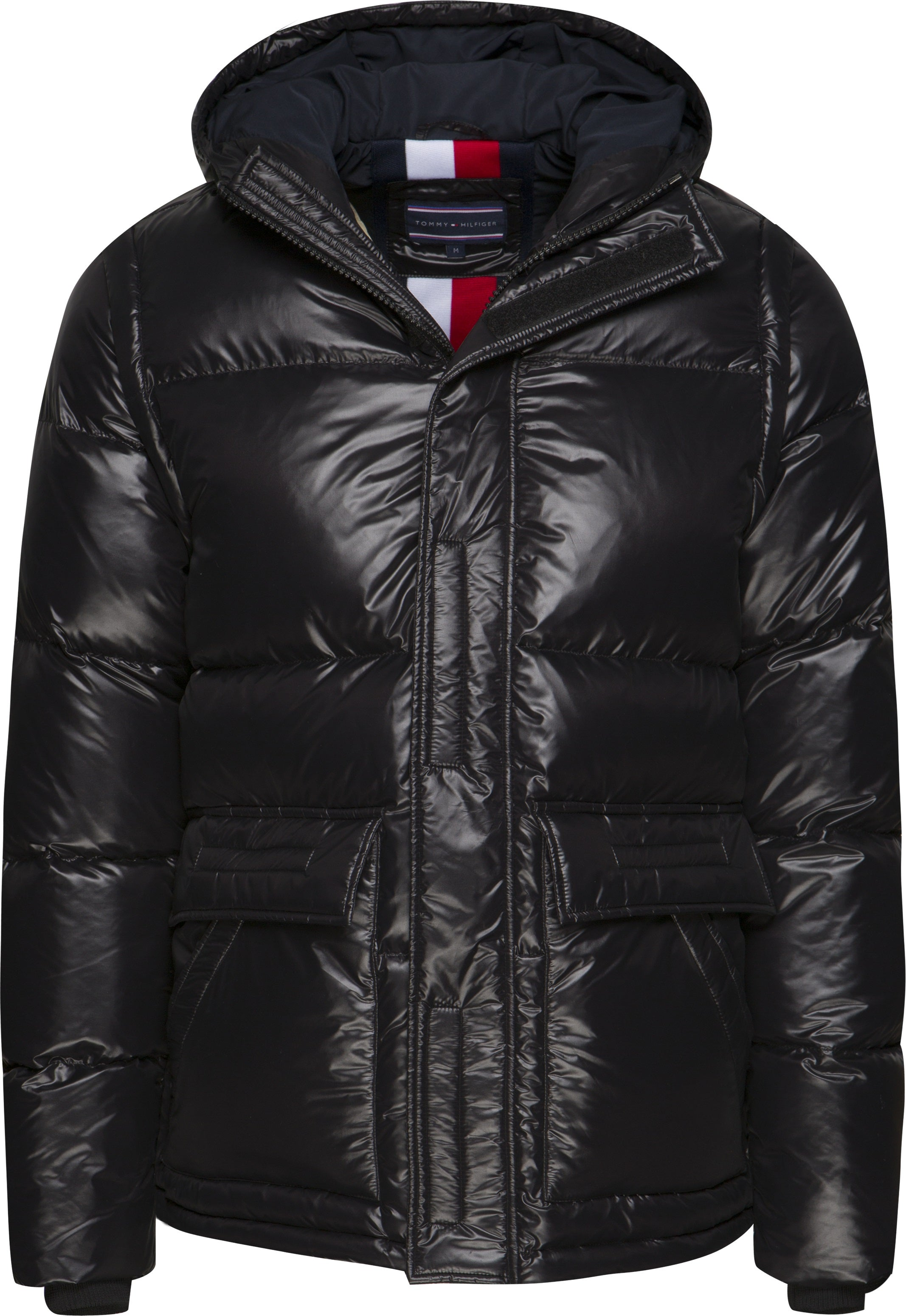 Tommy Hilfiger Shiny Down Jacket