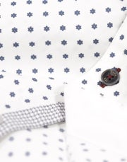 Ted Baker Printed Mini Flower Shirt