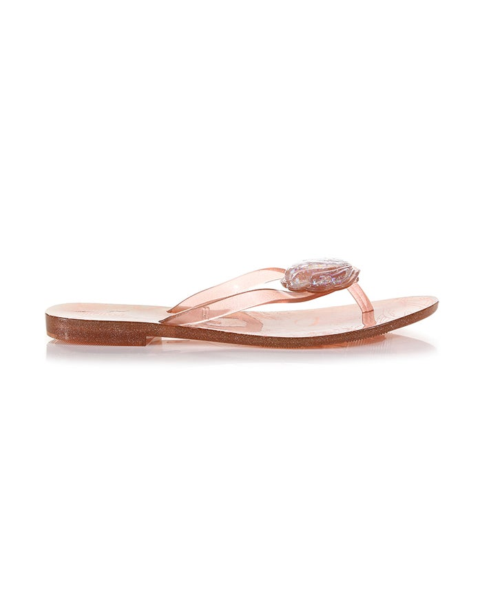 Melissa Harmonic Shell Women's Sandals