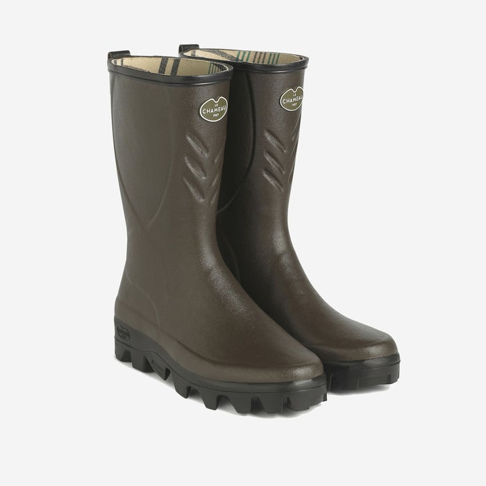 Le Chameau Ceres Bottillon Men's Wellies