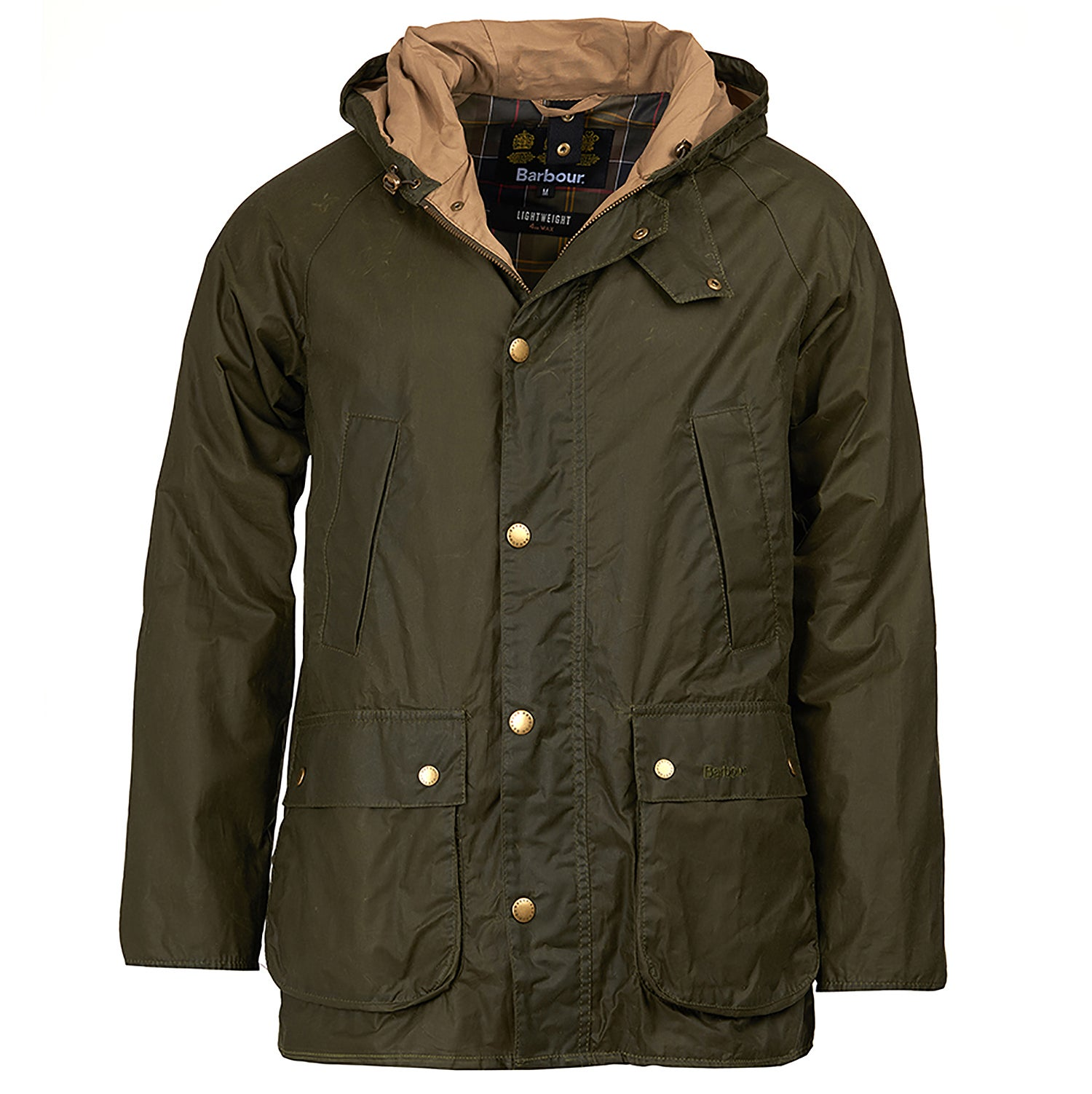 Blusão Barbour Lightweight Hood Bedal Archive