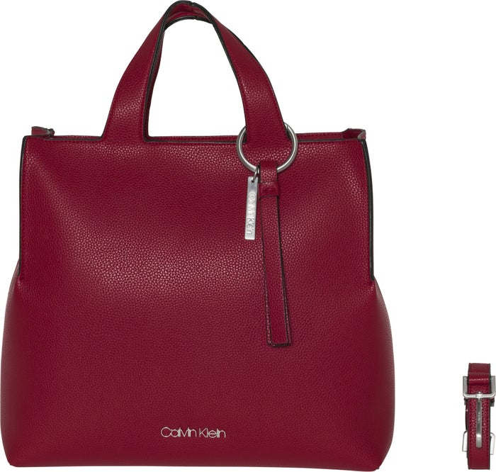 Calvin Klein Neat Shopper Bag