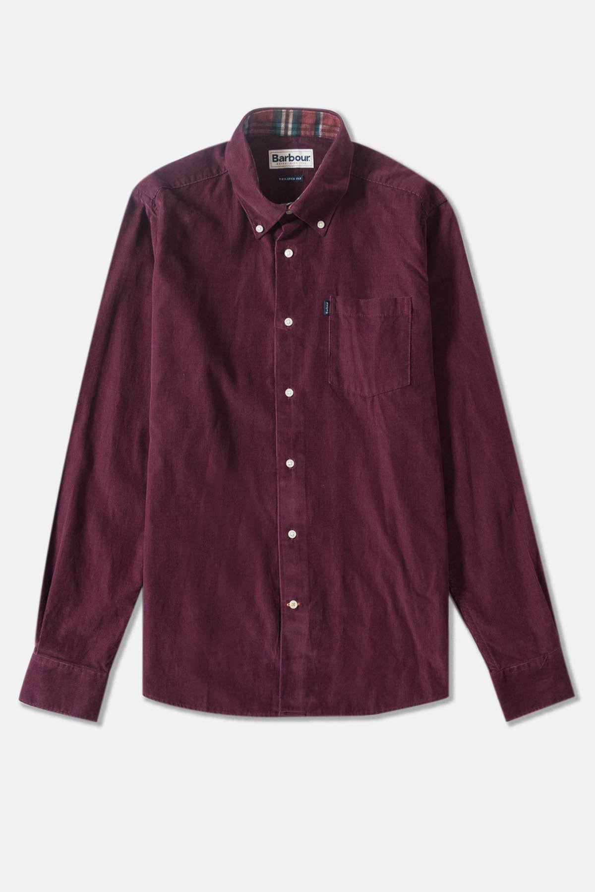 Barbour Stapleton Morris Cord Men's Shirt