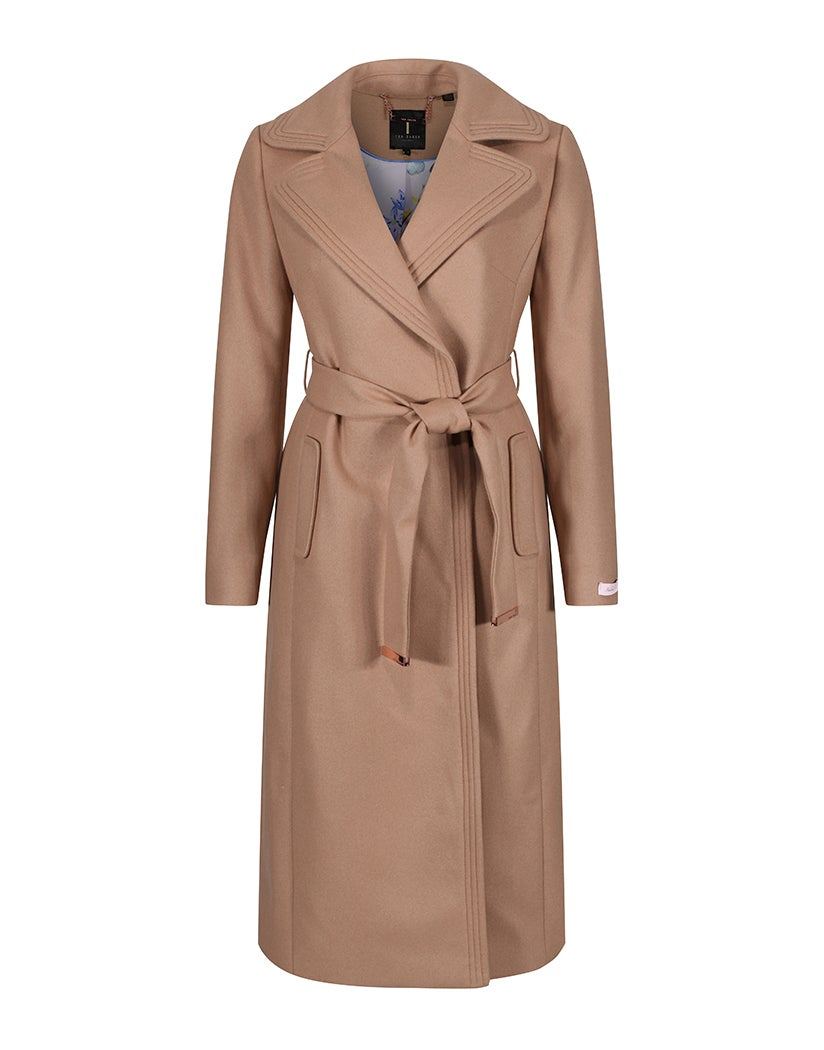 Ted Baker Gabella Women S Jacket Camel Country Attire