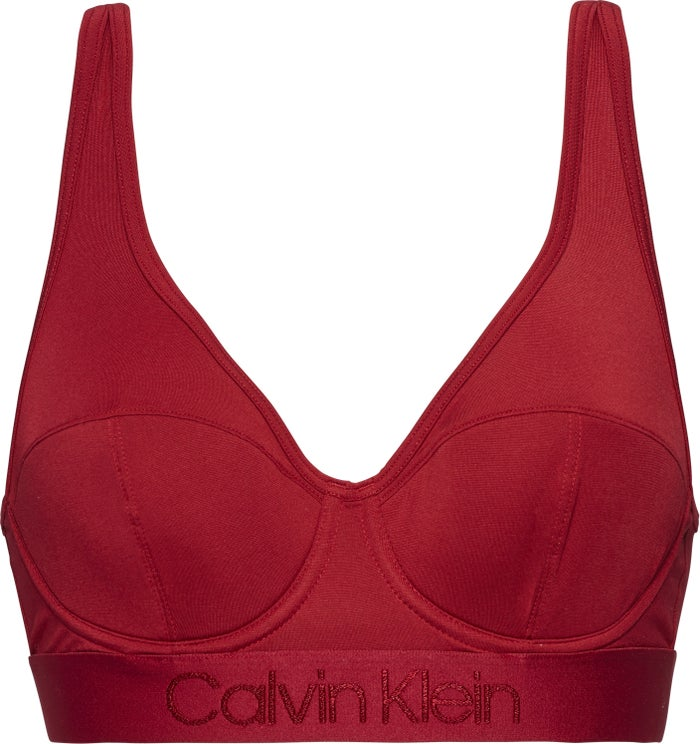 Calvin Klein Lght Lined Bralette Dame BH
