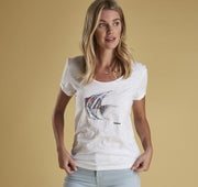 Barbour Applecross Women's Short Sleeve T-Shirt