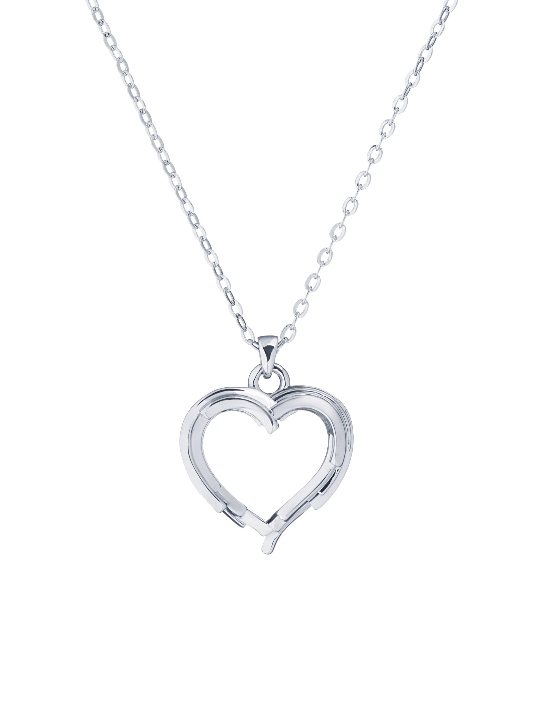 Ted Baker Laya Layered Heart Pendant Necklace