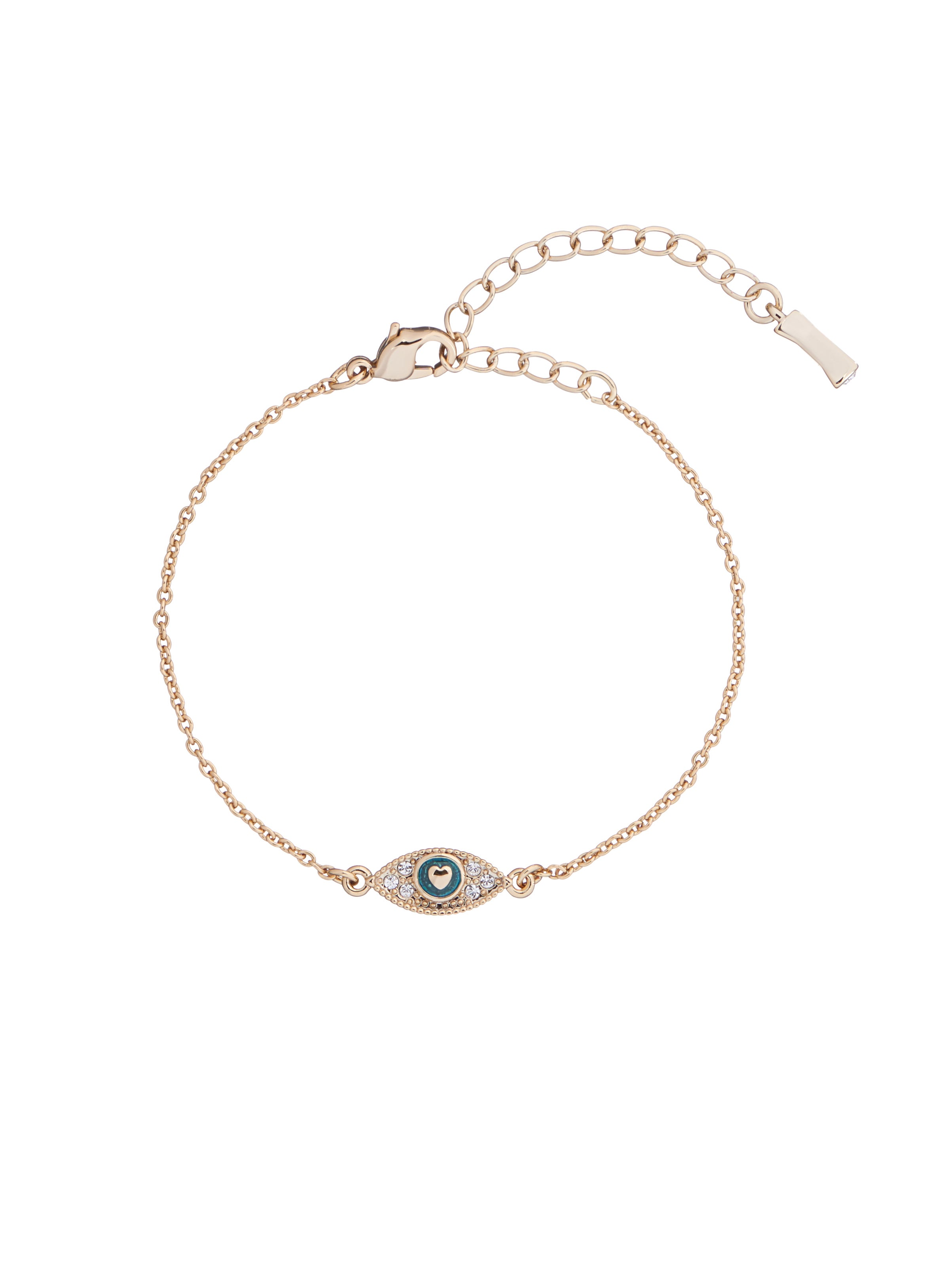 Ted Baker Henla Hidden Heart Eye Bracelet