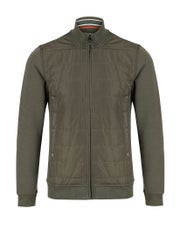 Ted Baker Quilted Funnel Down Jacket
