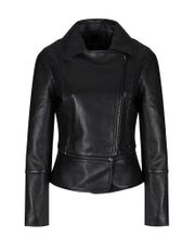 Chaqueta Mujer Ted Baker Yaswin Zip Hem Leather Biker