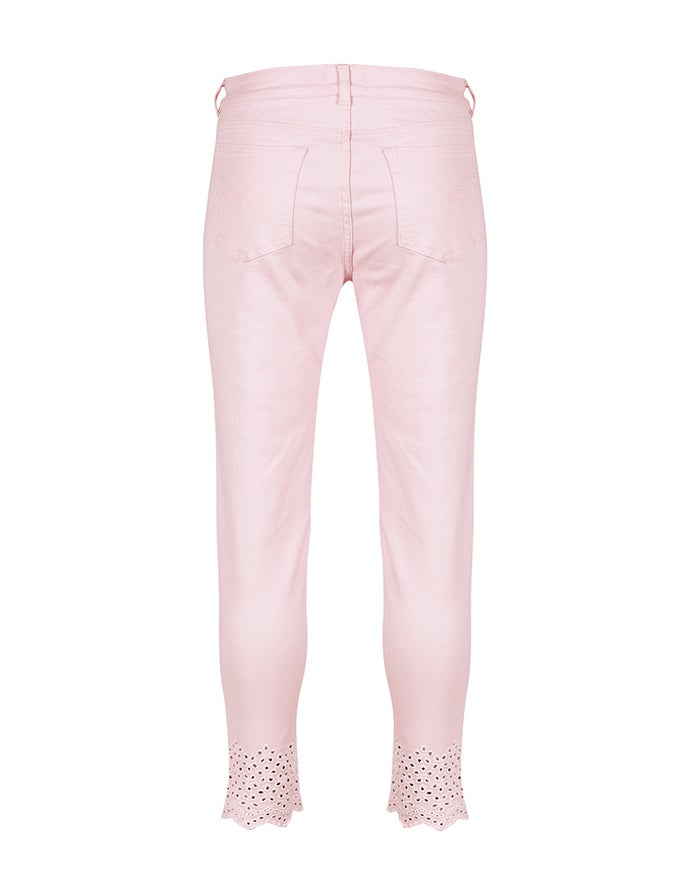 Ted Baker Nellsi Embroidered Dame Jeans