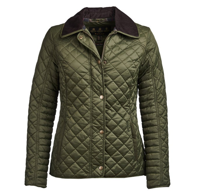 Barbour Hayeswater Quilted Dame Modejakke