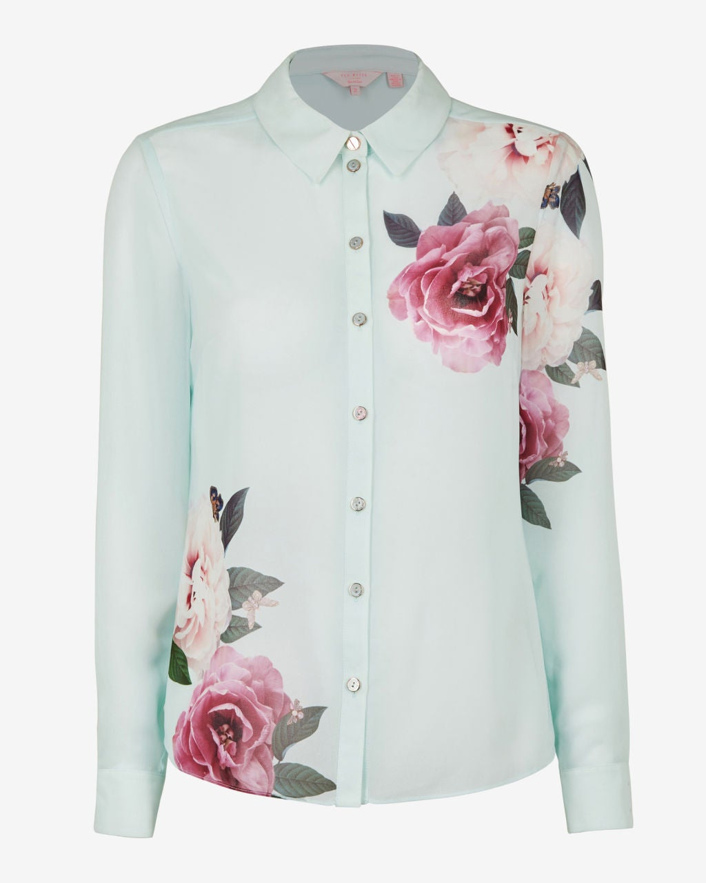 Ted Baker Zaylaa Magnificent Blouse Women's Shirt