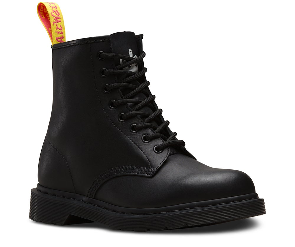 db371f92b15 Dr Martens 1460 Sxp Boots - Black Milled Greasy Backhand | Country ...