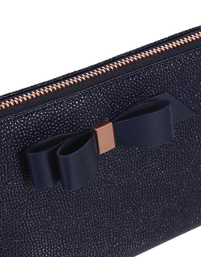 Ted Baker Elois Bow Leather Women's Wash Bag