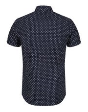 Ted Baker Small Dot Print Short Sleeve Shirt