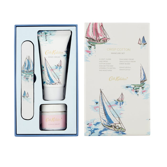 Cath Kidston Manicure Grooming Gift Set