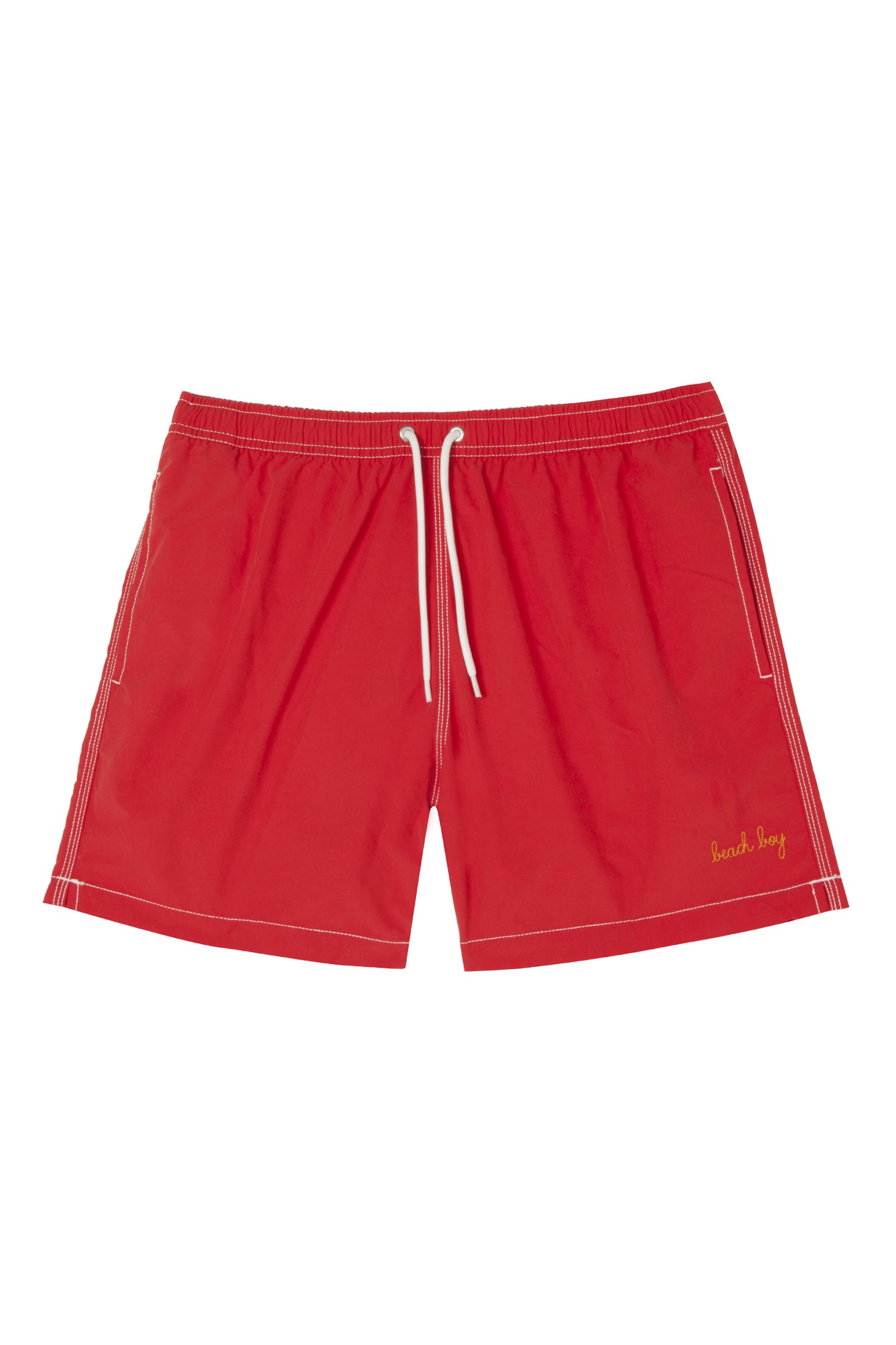 Maison Labiche De Bain Beach Boy Swim Shorts