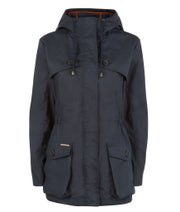 Troy London Pop Wax Parka Women's Jacket