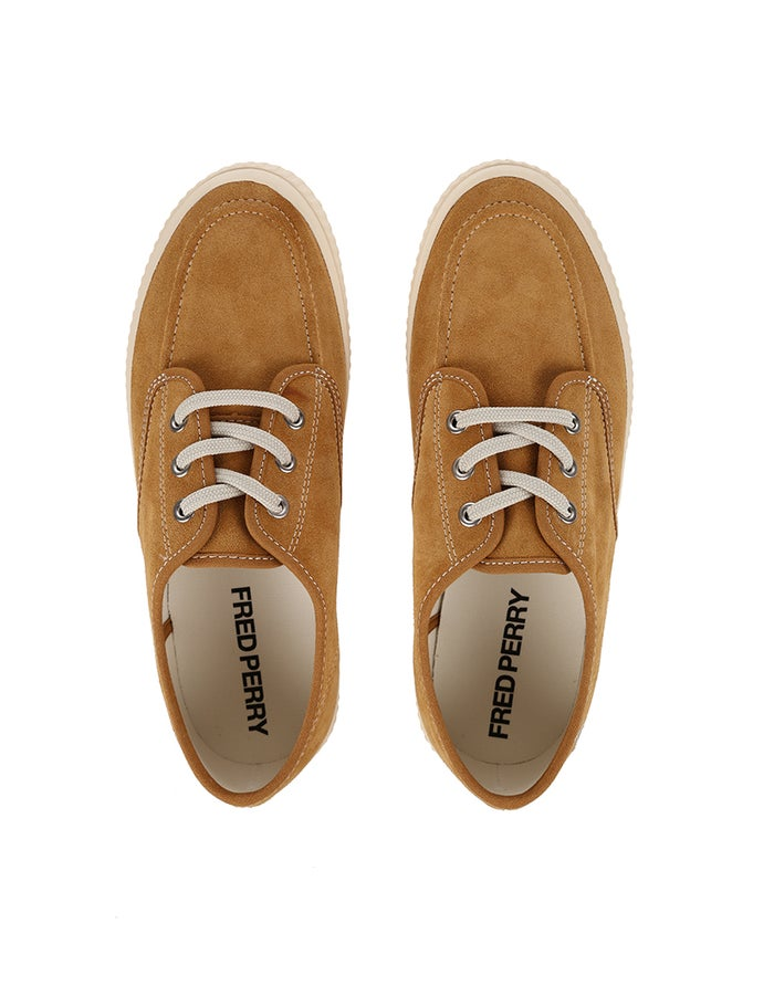 Sapatos Fred Perry Ealing Low Suede
