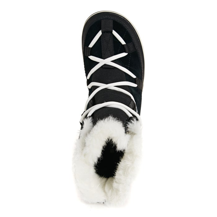 Botas de andar Mujer Sorel Glacy Explorer Shortie Faux Fur