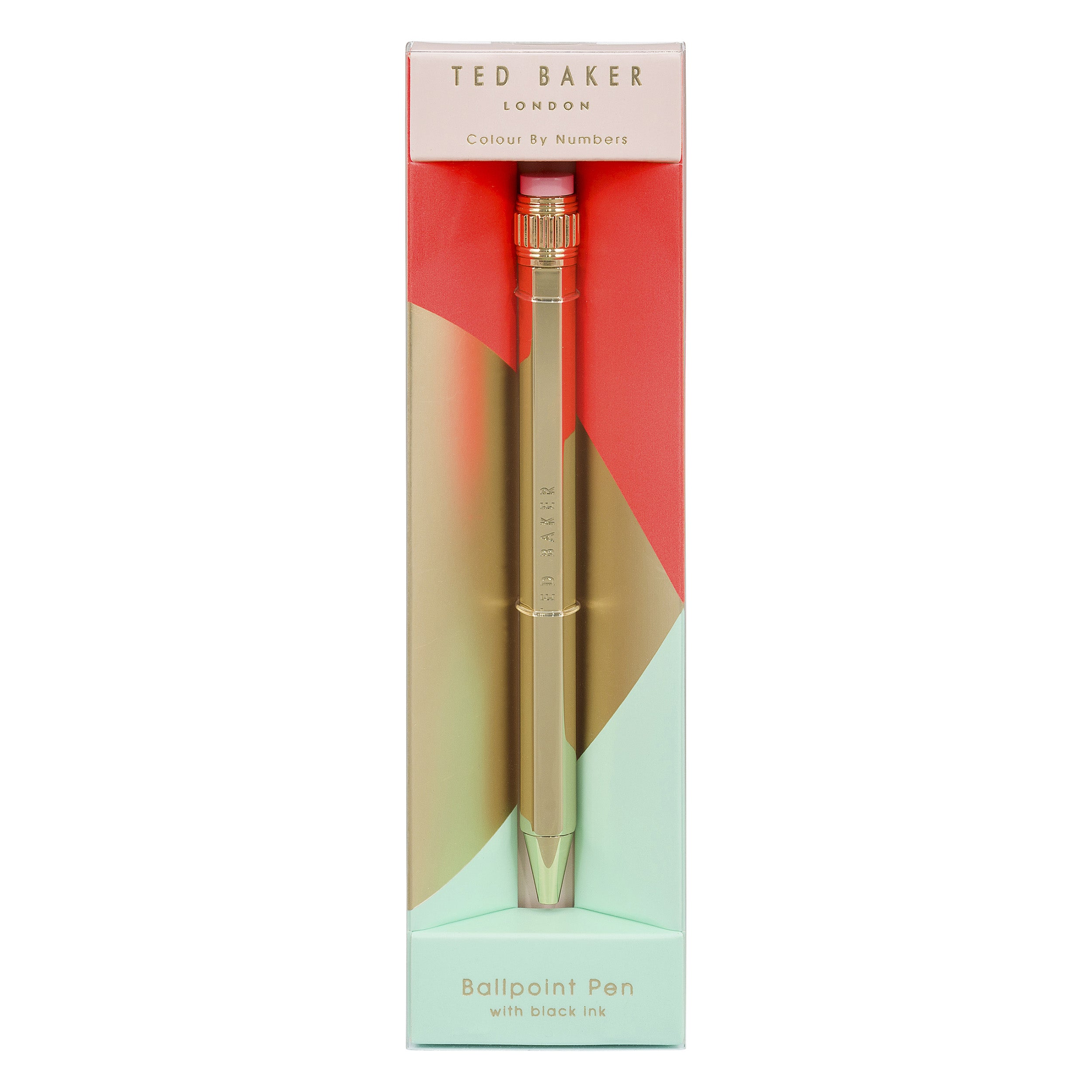 Ted Baker Statement Colour By Numbers Kuglepen