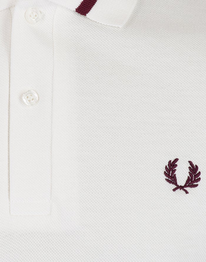 Fred Perry Single Tipped Men's Polo Shirt