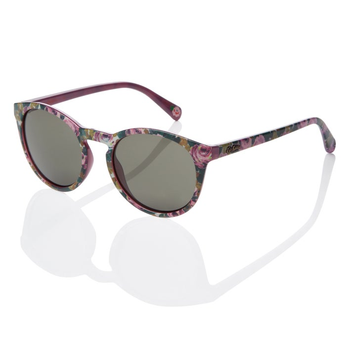 Cath Kidston Floral Print Women's Sunglasses