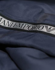 Emporio Armani Logo Tape Windbreaker Jacket