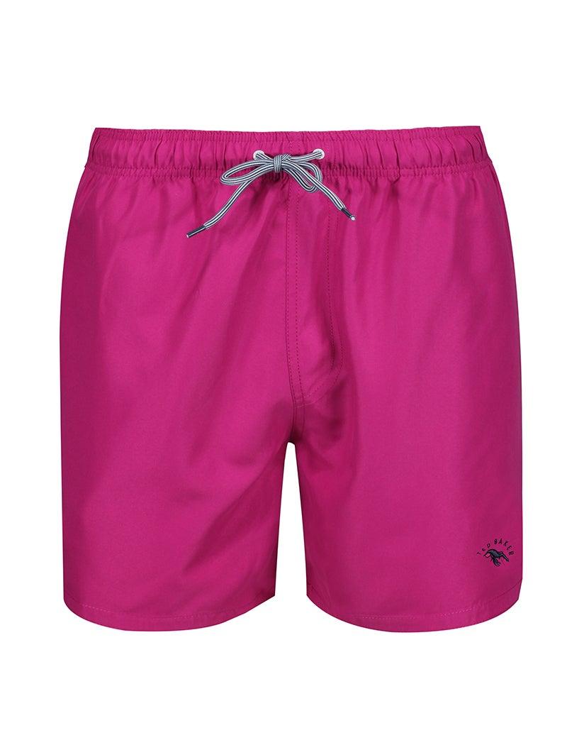 7a21f39a2542aa Ted Baker Seasidy Plain Men's Swim Shorts - Pink | Country Attire