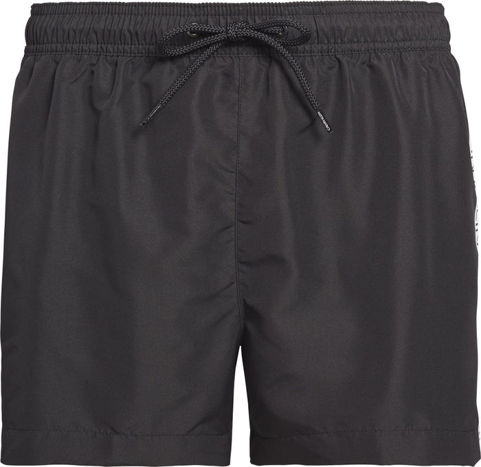f56872ec4f Calvin Klein Short Drawstring Swim Shorts - black | Country Attire