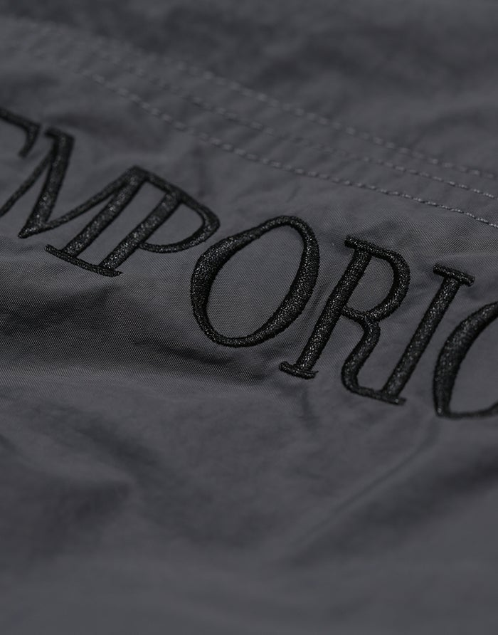 Emporio Armani Embroidery Logo Trunk Swim Shorts