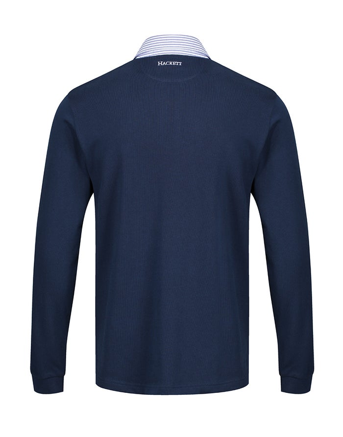 Hackett Classic Rugby Top