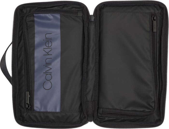 Calvin Klein Split Wash Bag