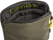 Calvin Klein Trail Mini Flat Messenger Bag