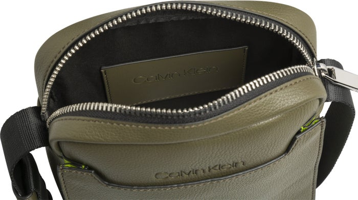 Calvin Klein Sliver Mini Messenger Bag