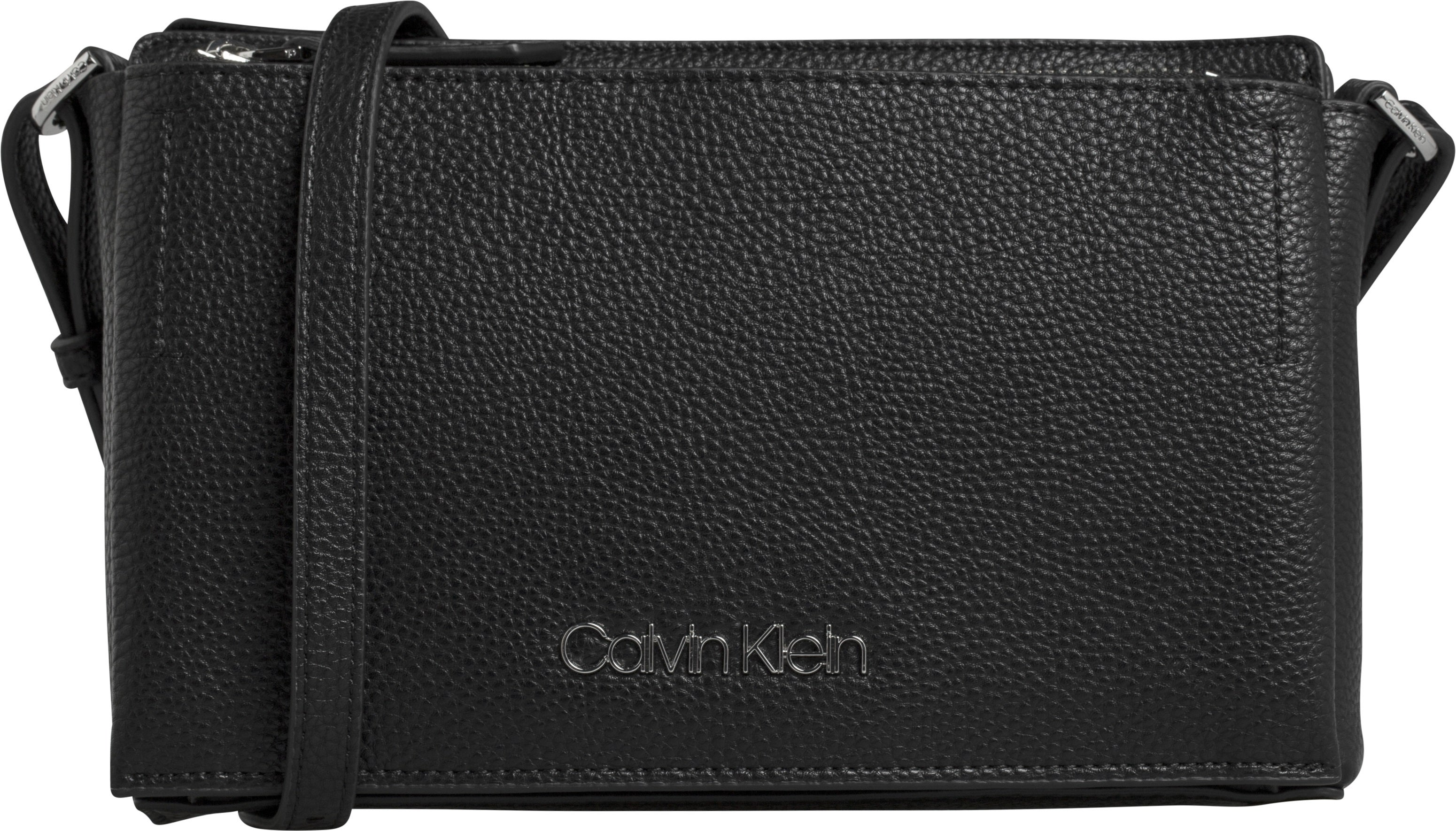 Calvin Klein Sided Ew Crossbody Handbag