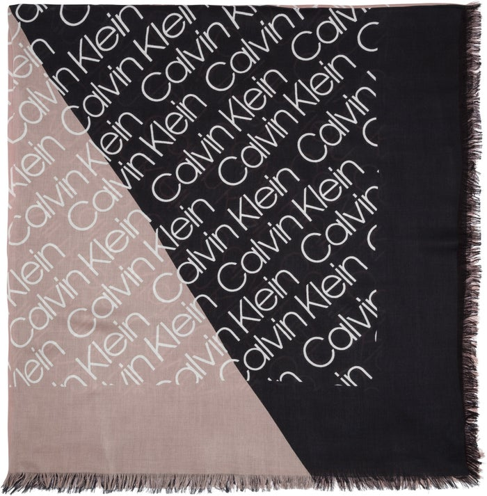 Calvin Klein 130x130cm Dressed Up Women's Scarf