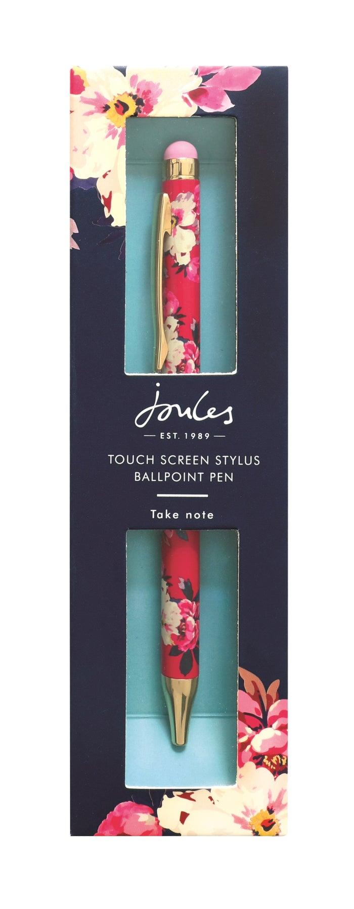 Joules Touch Screen Stylus Dame Kuglepen
