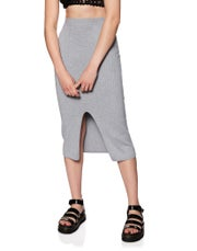 Free People Skyline Midi Nederdel